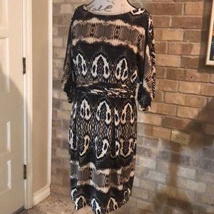 Taylor Kimono Dress